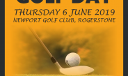 Newport RFC Golf Day