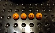 Monday's Lottery Numbers 2-4-22-23 drawn by Cath at The Red Lion. No Winners. £1150 next week