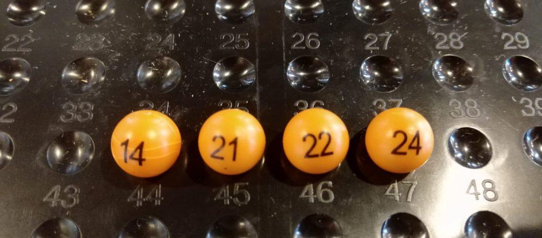 Lottery pot grows