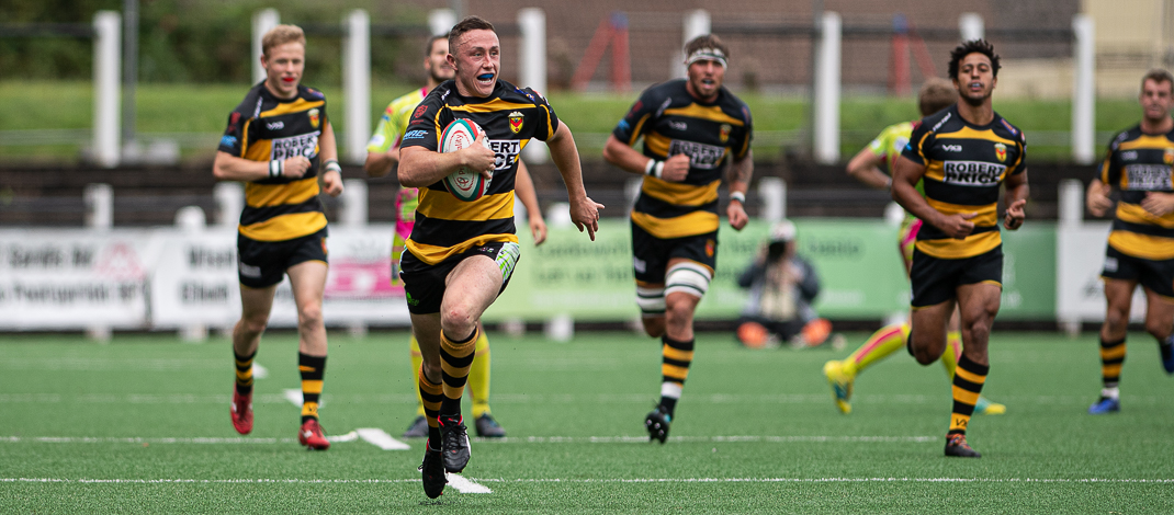 Speedy winger moves to Newport