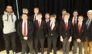 Newport improve links with Rougemont School