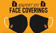 Newport RFC Face Coverings
