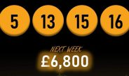 £6,800 could be yours!
